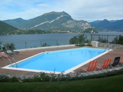 Photo for Luxury Apartment in New Villa with Heated Shared Pool and Breathtaking View