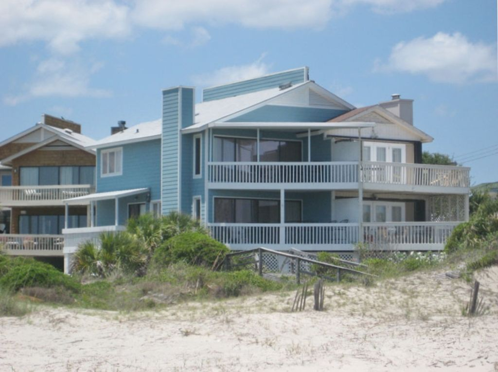 Home On The Ocean At Tybee Vrbo