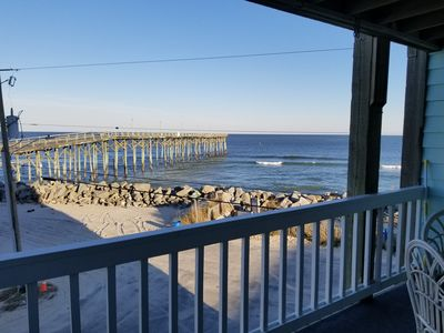 Photo for Newly Listed Ocean Front Condo. Small Pets Welcome