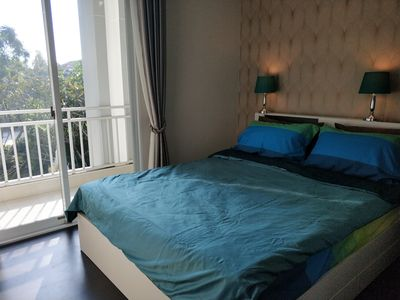 Photo for Stylish, modern and comfy condo opposite Maya Mall in Nimman area