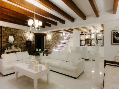 Photo for White Villa in Apidea • Karditsa