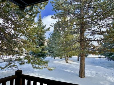 Photo for New Listing! Snowy Pines at Prospector-Designer Updated-Reasonable Winter Rates
