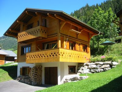 Photo for Chalet in the Portes du Soleil