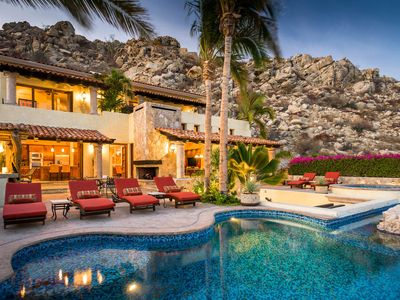 Photo for Ocean View 6 BR Villa Andaluza Includes Pool, Gourmet Kitchen + Home Theatre
