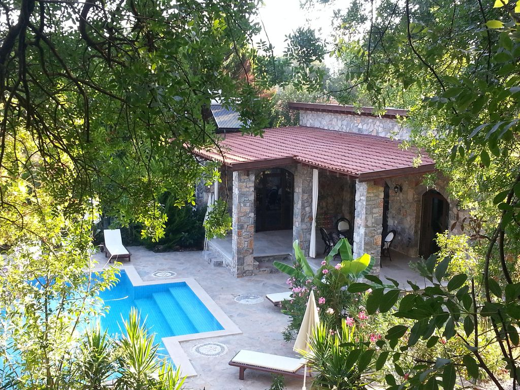 Villa Amara in Kayakoy Turkey: Villa Amara is the most charming ...