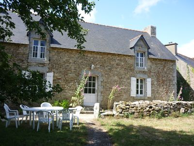 Photo for Cottage 120m2 4 bedrooms. 7pers very calm- Sea at 7km
