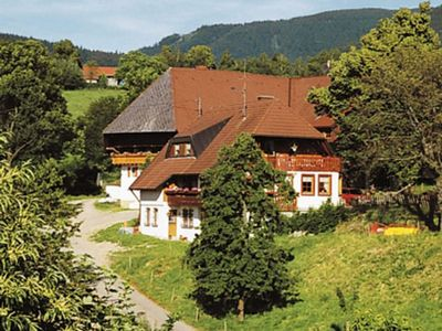 Photo for Holiday Apartment Kat. B2 / 60qm, 2 separate bedrooms, max. 4 people - Zähringerhof