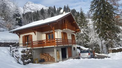 Photo for Beautiful Country Chalet near La Clusaz/ near Annecy/Rhone-Alps, France
