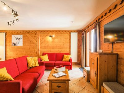 Photo for Résidence Les Alpages de Reberty - Maeva Private individuals - 3 room apartment for 8 people Selection