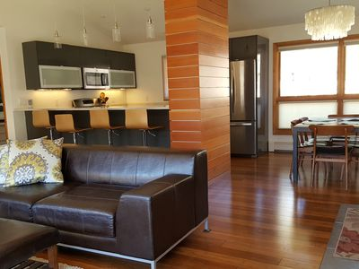 Photo for Mid Century Home with a Modern Twist in Downtown. Proximate to Everything w/AC!