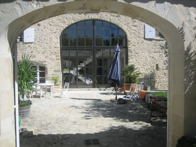Photo for Luxury & Authentic Farmhouse - Drome Provencale, ideal for family holidays.