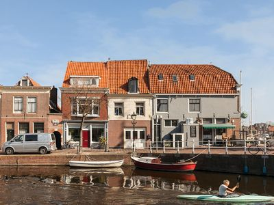 Photo for House in Centrum of Alkmaar, on the canal system (option: with boat)