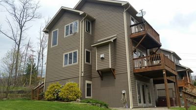 Deep Creek Lake Spacious Townhome