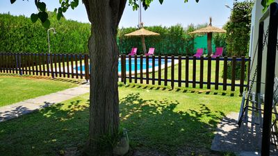 Photo for Country house / Villa in olive farm (Utrera)