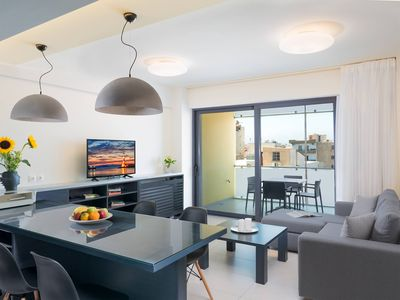 Photo for Stylish 2 Bedroom Apartments in Chania City Center | Spring Apartments