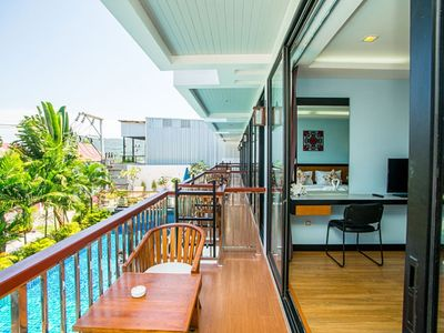 Photo for The Miracle House Phuket (Deluxe Pool view) 1