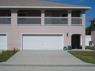 Newly constructed  2300 sq. ft. beach home! Two car garage, driveway for 4 cars