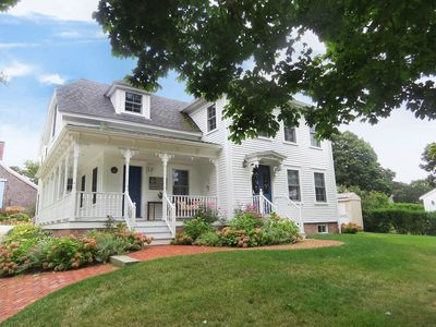 Photo for Spend your quintessential Cape Cod vacation, in a beautifully renovated 1862 Farm House on Stage Harbor Road!