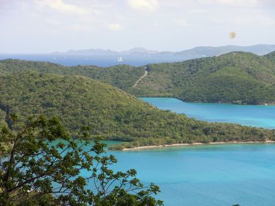 Photo for Coral Bay Eco Retreat:Tropical Living Off the Grid: Hike to Beach!Natural,peace