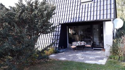 Photo for Cottage in the Franconian Forest right on the edge of the forest (Bad Steben, Rennsteig)