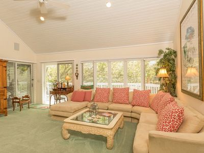 Photo for Charming Abode - Block Away from the Beach