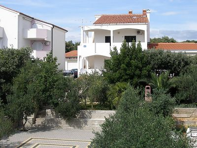 Photo for Apartment Barbara in Pag/Mandre - 4 persons, 2 bedrooms