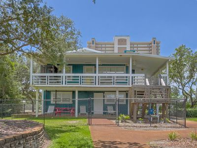 Photo for Crystal Lagoon Gulf Shores Waterfront Vacation House Rental - Meyer Vacation Rentals