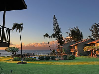 Photo for Polynesian Shores 120- Beautiful Updated Oceanfront Condo!