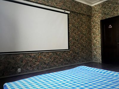 "Photo for Moscow, ""Sokol"", 3-rooms flat for FIFA18 / 5-10ppl"