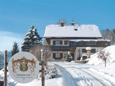 Photo for Vacation home MOSER-LOY Franz Mosers Guesthouse (GRB140) in Gröbming - 9 persons, 5 bedrooms