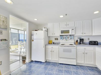 Photo for FREE DAILY ACTIVITIES!!! OCEAN & BAY VIEWS! 2 Bedroom/2 Bath condo. Nice unit on sunny south side