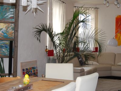Photo for Nouveau city apartment in the heart of Villingen (Black Forest) for 1-6 persons
