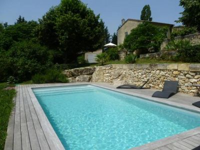 Photo for House next saint emilion south west France