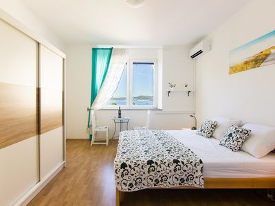 Photo for A Large Apartment With A Beautiful Sea View