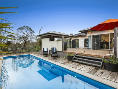 Photo for Holiday Shacks - Kamala - Luxury Retreat with pool, spa, theatre room