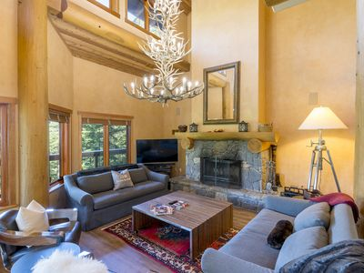 Photo for Ski-In/Ski-Out Luxury Home on Whistler Mountain