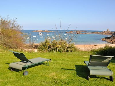 Photo for 3BR House Vacation Rental in TREGASTEL, BRETAGNE