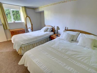 Photo for Vacation home Holwill Farm Wing in Martinhoe - 2 persons, 1 bedrooms