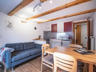 Photo for 2BR Apartment Vacation Rental in Saas-fee, Valais
