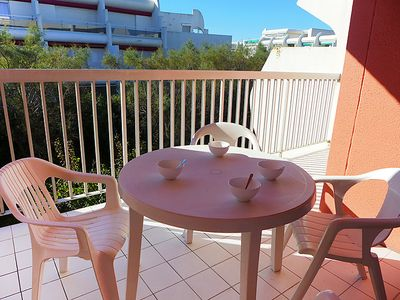 Photo for Apartment Port Athéna  in La Grande Motte, Hérault - Aude - 5 persons, 1 bedroom