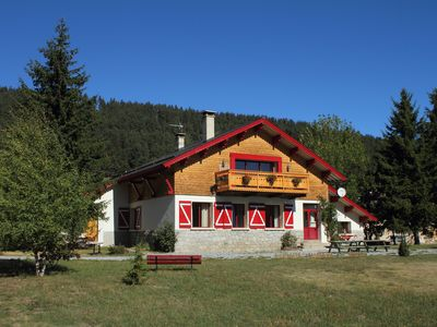 Photo for Charming rental in winter sports resort located at the heart of the Pyrenees