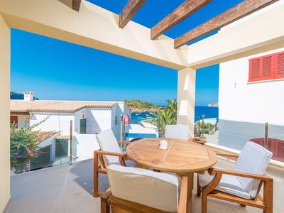Photo for SEIRA - Chalet with sea views in Sant Elm.