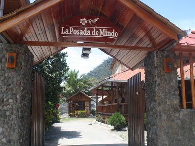 Photo for Get the celebrity treatment with world-class service at La Posada de Mindo