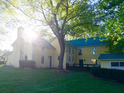 Photo for Charming 3-Bedroom Farmhouse In Virginia Horse & Wine Country