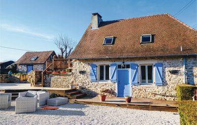 Photo for 5 bedroom accommodation in Le Chalard
