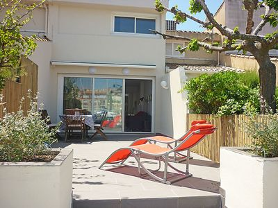 Photo for 2 bedroom Villa, sleeps 4 in Le Cap D'Agde with WiFi