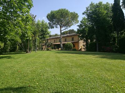 Photo for Apartment in Tuscan Rustico 700 meters from the sea