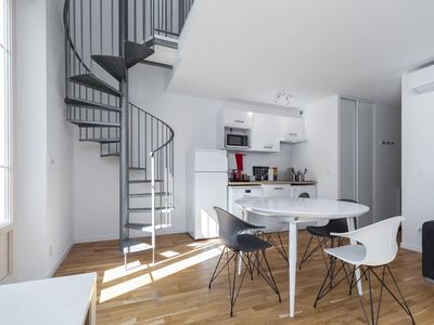 Photo for 1 bedroom in duplex heart of cannes !!