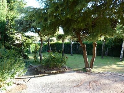 Photo for Beautiful property in the heart of a garden with swimming pool only for you