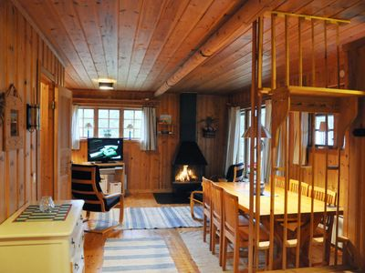 Photo for Vacation home Lofsdalen Räven (HJD023) in Lofsdalen - 6 persons, 3 bedrooms